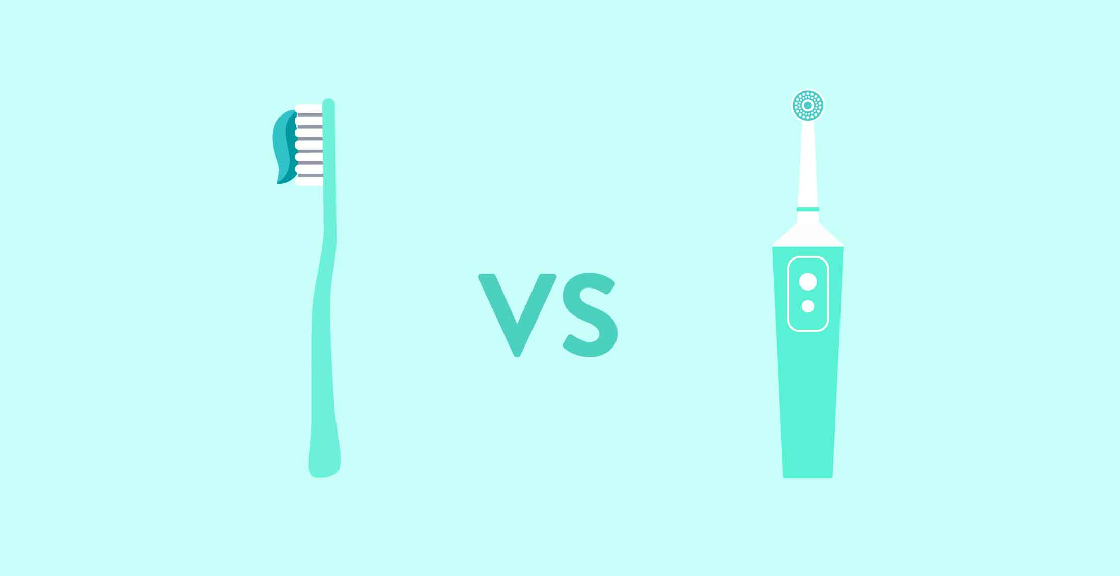 Electric Vs Manual Toothbrush, which one do I use?